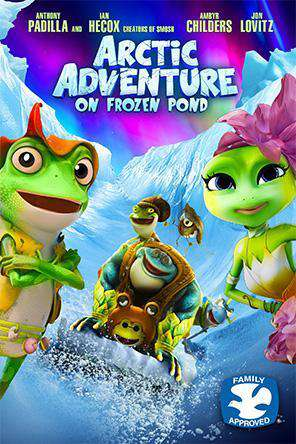 Arctic Adventure: On Frozen Pond, Movie on DVD, Family