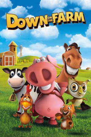 Down On The Farm, Movie on DVD, Family Movies, Kids
