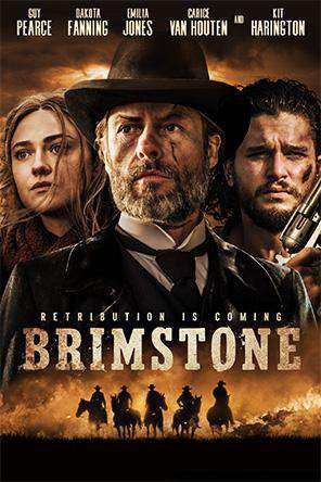 Brimstone, Movie on DVD, Drama