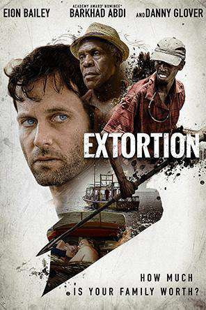 Extortion, Movie on DVD, Action Movies, Adventure