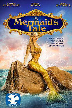 A Mermaid's Tale, On Demand Movie, Family