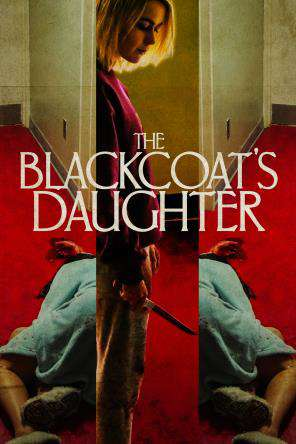 The Blackcoat's Daughter, Movie on DVD, Horror Movies, Thriller & Suspense