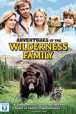 Adventures Of The Wilderness Family, On Demand Movie, Family