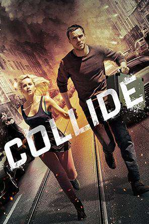Collide, Movie on DVD, Action