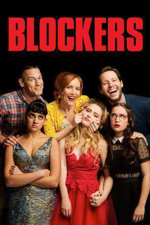 Blockers, Movie on DVD, Comedy