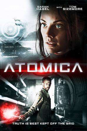 Atomica (2017), Movie on DVD, Sci-Fi & Fantasy Movies, Thriller & Suspense