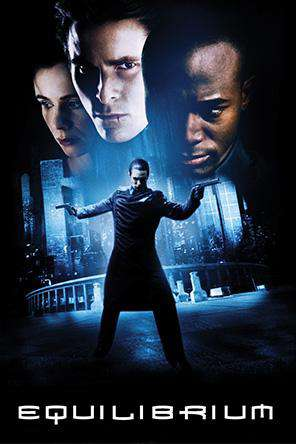 Equilibrium, On Demand Movie, Action DigitalMovies, Drama DigitalMovies, Sci-Fi & Fantasy DigitalMovies, Thriller & Suspense DigitalMovies, Sci-Fi DigitalMovies, Thriller