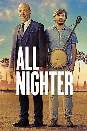 All Nighter, Movie on DVD, Comedy