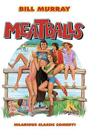 Meatballs, On Demand Movie, Comedy