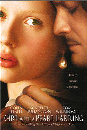 Girl With A Pearl Earring, On Demand Movie, Drama DigitalMovies, Romance