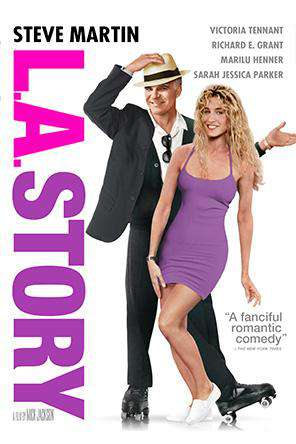 L.A. Story, On Demand Movie, Comedy DigitalMovies, Romance