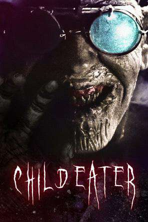 Child Eater, Movie on DVD, Horror
