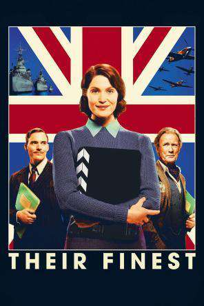 Their Finest, Movie on DVD, Comedy