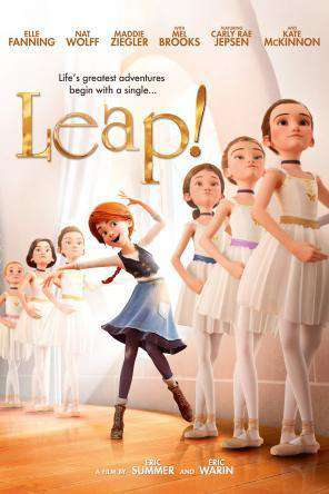 Leap!, Movie on DVD, Family Movies, Kids