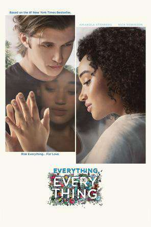 Everything, Everything, Movie on DVD, Drama Movies, Romance