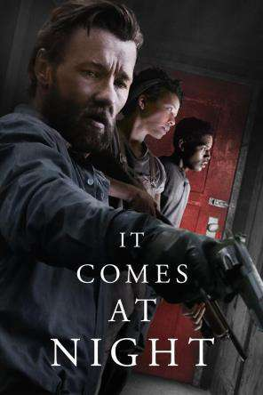 It Comes At Night, Movie on DVD, Horror
