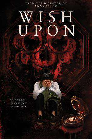 Wish Upon, Movie on DVD, Horror