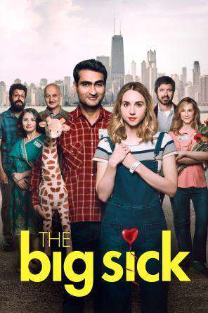 The Big Sick, Movie on DVD, Comedy Movies, Romance Movies, Comedy Movies, Romance
