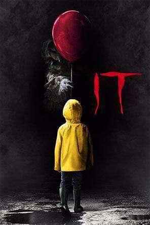 It (2017), Movie on DVD, Thriller & Suspense Movies, Horror