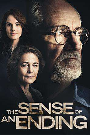 The Sense Of An Ending, Movie on DVD, Drama