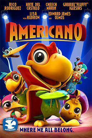 Americano, On Demand Movie, Animated DigitalMovies, Family