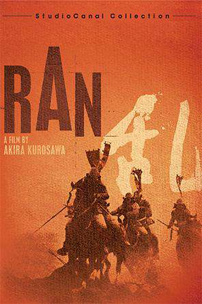 Ran, On Demand Movie, Action DigitalMovies, Drama