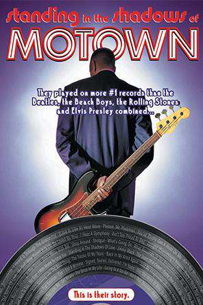 Standing In The Shadows Of Motown, On Demand Movie, Special Interest