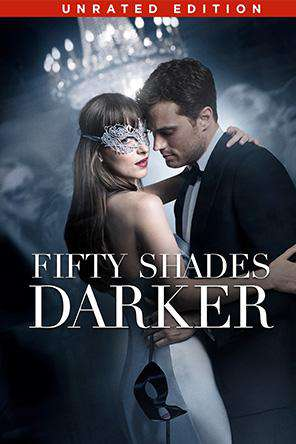 Fifty Shades Darker (Unrated), On Demand Movie, Drama DigitalMovies, Romance