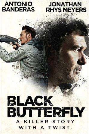 Black Butterfly (2017), Movie on DVD, Thriller & Suspense