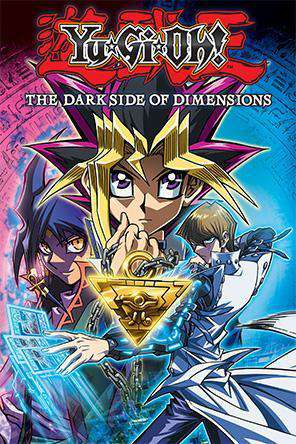 Yu-Gi-Oh: The Dark Side of Dimensions, On Demand Movie, Animated DigitalMovies, Sci-Fi & Fantasy DigitalMovies, Fantasy