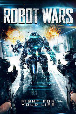 Robot Wars, Movie on DVD, Action Movies, Sci-Fi & Fantasy