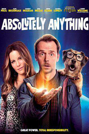 Absolutely Anything, On Demand Movie, Comedy DigitalMovies, Sci-Fi & Fantasy DigitalMovies, Sci-Fi