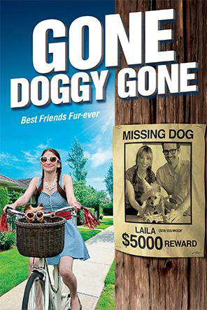 Gone Doggy Gone, On Demand Movie, Adventure DigitalMovies, Comedy