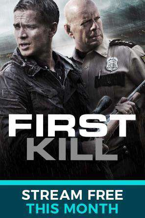 First Kill, Movie on DVD, Action