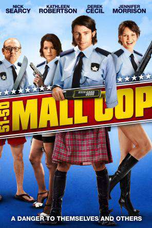 51/50 Mall Cop, On Demand Movie, Comedy