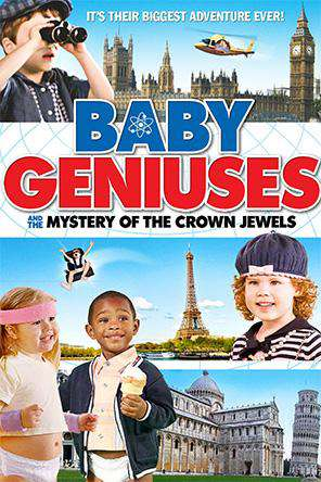 Baby Geniuses 3: Mystery Of The Crown Jewels, On Demand Movie, Comedy DigitalMovies, Family