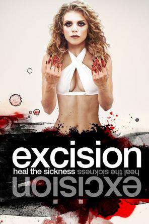 Excision, On Demand Movie, Horror