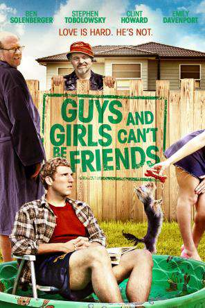 Guys And Girls Can'T Be Friends, On Demand Movie, Comedy DigitalMovies, Romance