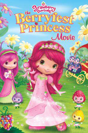 Strawberry Shortcake: The Berryfest Princess Movie, On Demand Movie, Family DigitalMovies, Kids