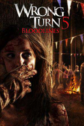 Wrong Turn 5: Bloodlines, On Demand Movie, Horror