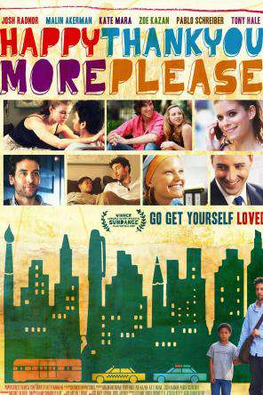Happythankyoumoreplease, On Demand Movie, Comedy DigitalMovies, Romance