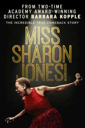 Miss Sharon Jones!, On Demand Movie, Special Interest