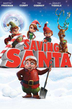 Saving Santa, On Demand Movie, Family DigitalMovies, Kids
