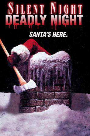 Silent Night Deadly Night, On Demand Movie, Horror