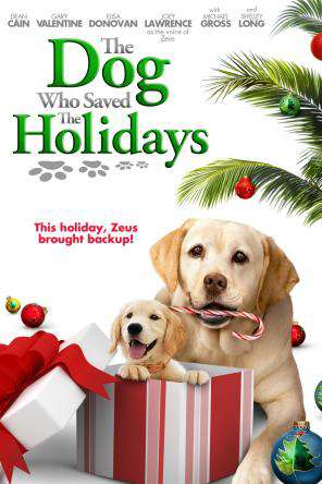 The Dog Who Saved The Holidays, On Demand Movie, Family