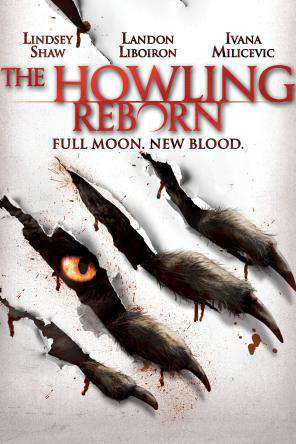 The Howling Reborn, On Demand Movie, Horror