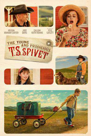 The Young And Prodigious T.S. Spivet, On Demand Movie, Action DigitalMovies, Adventure DigitalMovies, Family