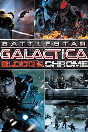 Battlestar Galactica: Blood & Chrome (Unrated), On Demand Movie, Action DigitalMovies, Drama DigitalMovies, Sci-Fi & Fantasy DigitalMovies, Sci-Fi