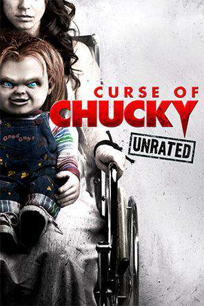 Curse Of Chucky (Unrated), On Demand Movie, Action DigitalMovies, Horror DigitalMovies, Thriller & Suspense DigitalMovies, Thriller