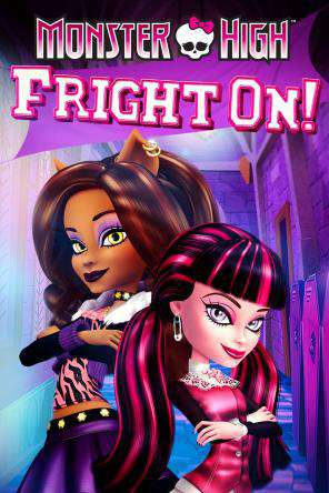Monster High: Fright On!, On Demand Movie, Animated DigitalMovies, Family